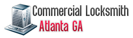Commercial Locksmith Atlanta GA Logo
